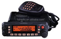 Base Station Mobile radio dual band vhf uhf for car radio