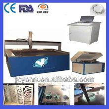 water jet cutting machine promotion price at spring reason from china