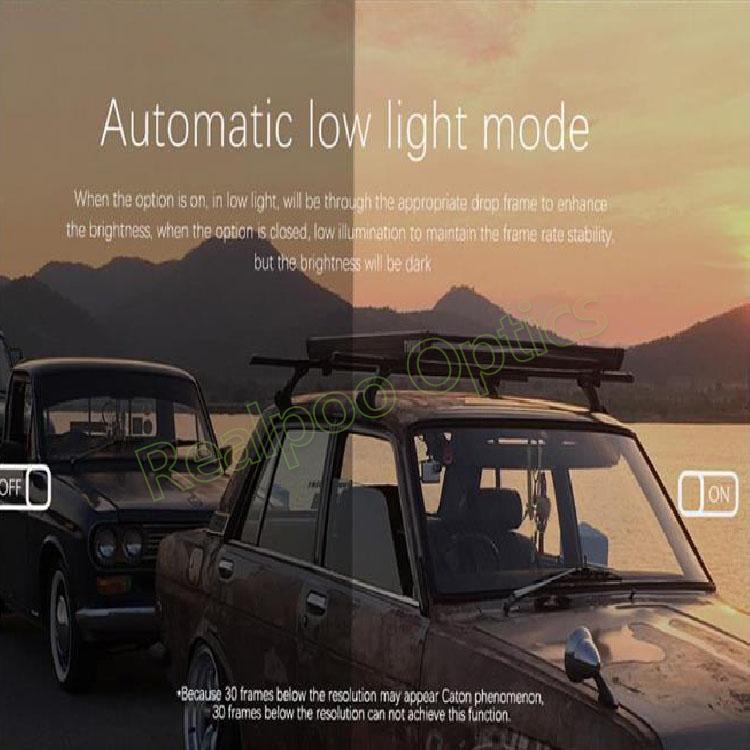 Sıcak sellingf SJ7 Yıldız Gelişmiş Yerli 4 K Wifi Canlı Video Kamera ile Fabrika Fiyat