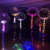 Creative LED Transparent PVC Bobo Balloon light for  Wedding Party Decoration