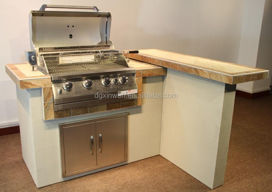 indoor gas grill