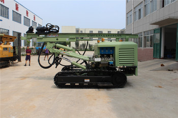 Full Hydraulic Ore Mining Blasting Drill Machine G150YF With CE&ISO Certificate