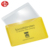 Promotional Business Gift Plastic Magnifying Card Lens with Case