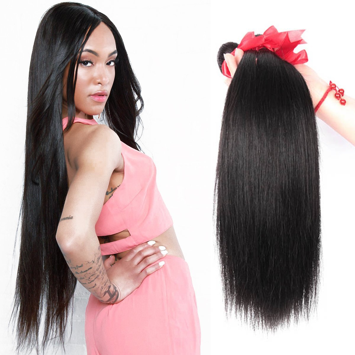 Buy Yavida Hair Virgin Unprocessed Human Hair Extensions Peruvian