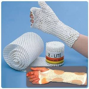 "X-Lite Thermoplastic X-Lite Classic White 6"" x 72"" (15cm x 1.8m) roll"