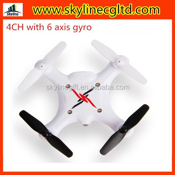 24G Nano Small Drone Toymini Explorer Quad For Sale