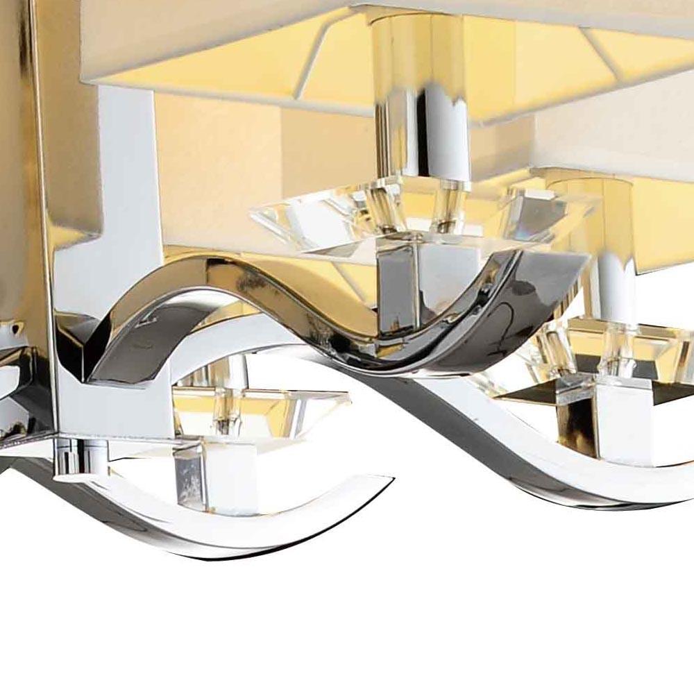 grote kroonluchter kroonluchter modern design metalen kunst frame ...