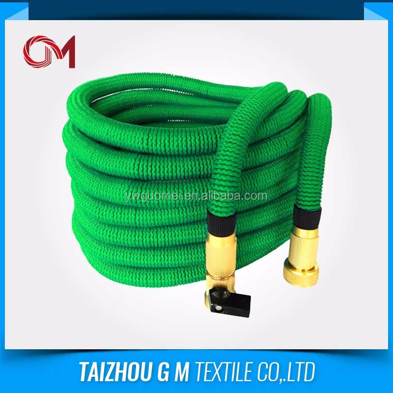 Solid Brass Ends Strongest Expanding Garden Hose on the Planet High Pressure Hydraulic Flexible Hose