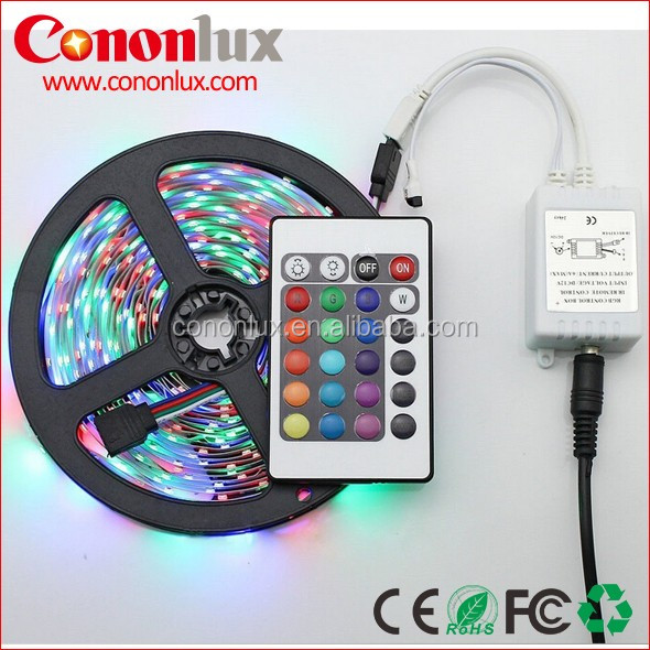 Anti static package led strip light 3528 waterproof flex led strip wholesale price for bulk