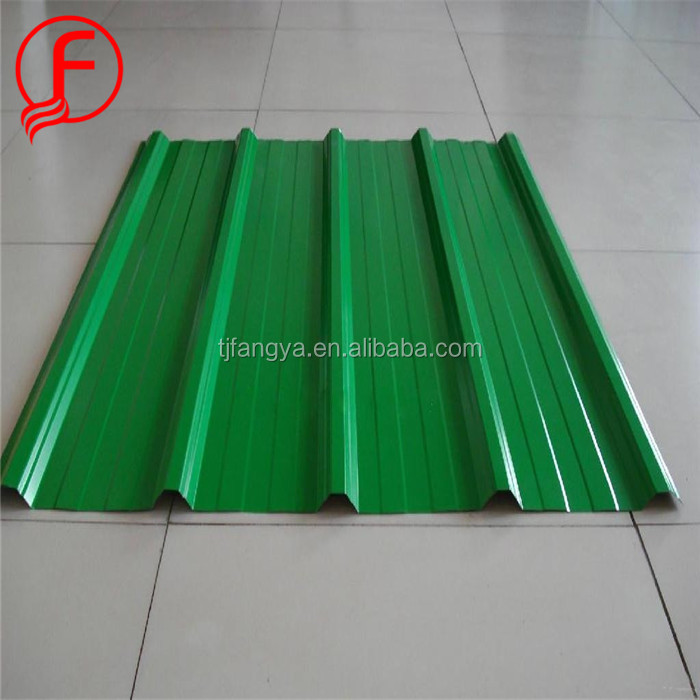 TJFACO Steel sheet! gi hot dip coated steel corrugated galvanized zinc roofing sheets