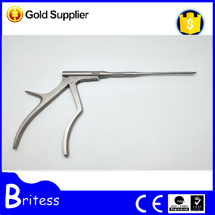 Surgical ENT rongeur sinus forceps