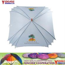16K Straight frame square umbrella