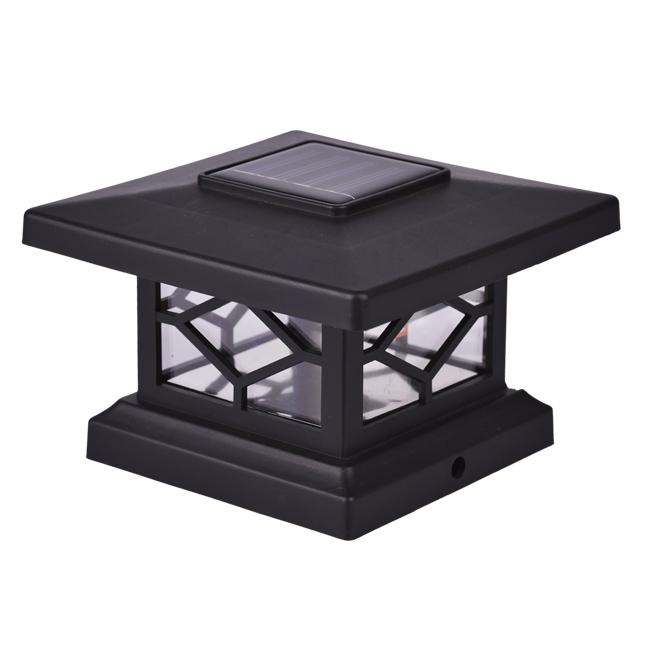 De Panneau Fidèles Clôture Parc À Balustrade Jardin Poteau Lampe Solaire Qualité Route Pour Énergie Bonne Buy Led H2D9EI
