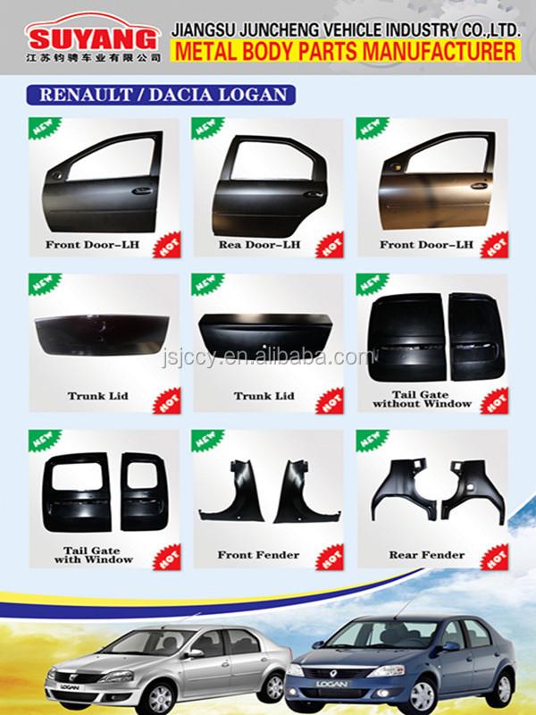 Car Body Panels Rear Fender Panel For Peugeot 307 T53 T63 Buy