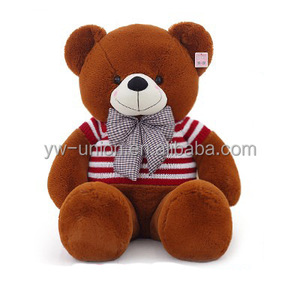 Wholesale big size teddy bears/teddy bear factory