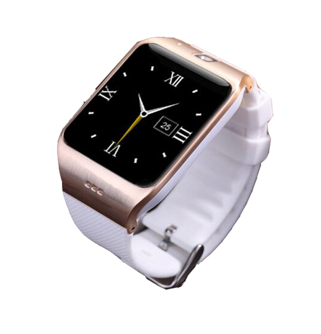 Smart Bluetooth Watch U Watch Upro Watch Phone 1.55 Lps Screen Support Pedomete Anti-lost Smart  wear For iPhone Smart Phone