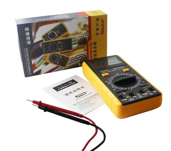 Szbj Dt-9205a Mobile Repairing Digital Multimeter For Testing Current - Buy  Digital Multimeter Dt9205a,Digital Multimeter,Multimeter For Testing