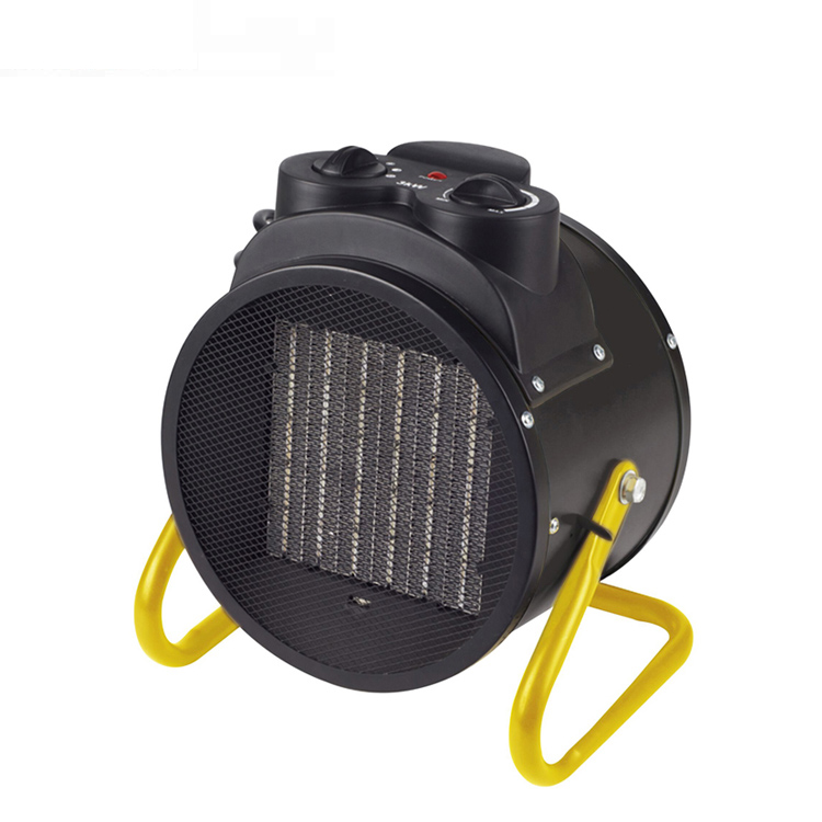 Quality warranty low noise 2kw electric industrial air fan <strong>heater</strong> for greenhouse
