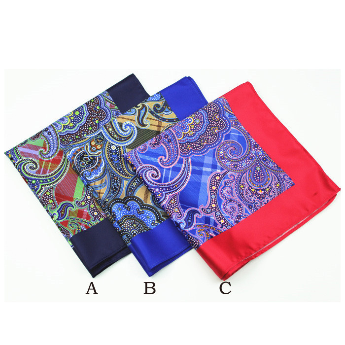67c0d9f945dd7 BEST SELLER colorful pocket square fancy handkerchiefs for father and son  DPS5372C