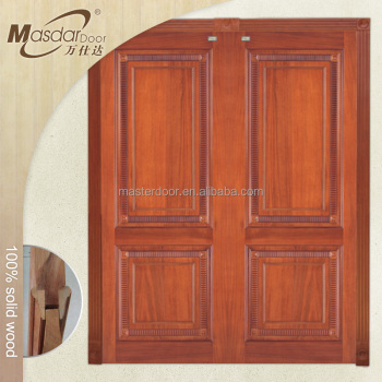 Spanish double swing interior wood doors models & Spanish Double Swing Interior Wood Doors Models - Buy Wooden Door ... Pezcame.Com