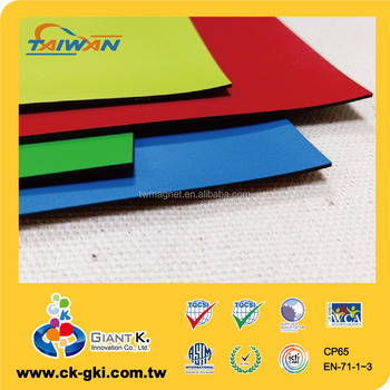 High Quality Standard Colored Magnetic Sheets - Buy Colored Magnetic ...