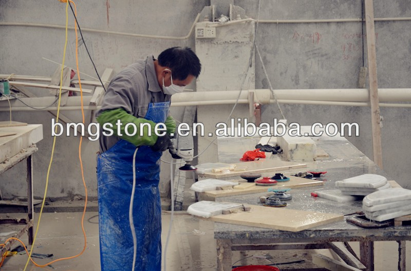 Bmg Stone Egypt Natural Stone New Beige Marble Stone For