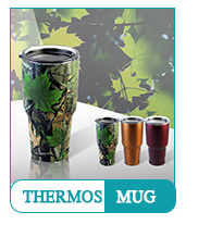 New style 3 cups vcuum water thermos bottle (FGAR)