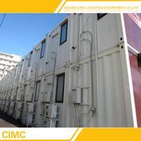 China Prefabricated Hotel Container