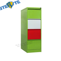 CKD Colorful Metal Drawer Cabinet / Vertical Filing Cabinet / Drawer Cabinet