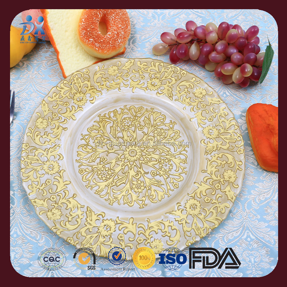 Charger Plates Wholesale, Charger Plates Wholesale Suppliers And  Manufacturers At Alibaba.com