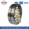 High precision low vibration OEM spherical roller bearing 22220 CCK/W33 with good price for Food equipment