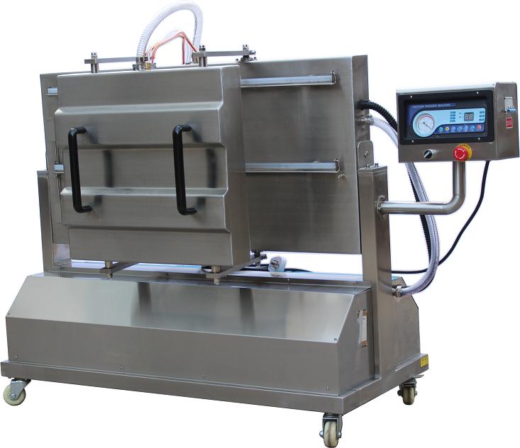 Gıda sanayi dikey oda vakumlama makinesi DZ600 ambalaj 50 kg çanta DZQL-600LB