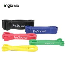 Diverse Kleur 100% Natuurlijke Latex Yoga Elastische Stretch Custom Resistance <span class=keywords><strong>Bands</strong></span> Oefening Band
