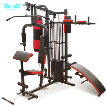 es409b multifunction home gym fitnessbodybuilding
