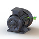 20KW 30RPM Low rpm , Brushless Electric , Wind turbine Permanent Magnet alternator