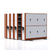 Cheap Metal Display Compact Shelving, Bank Electric Mobile shelving, Custom Storage Mobile Shelving System