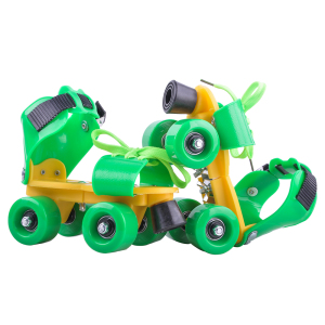 Newest design cool kids land roller skating shoes for boys