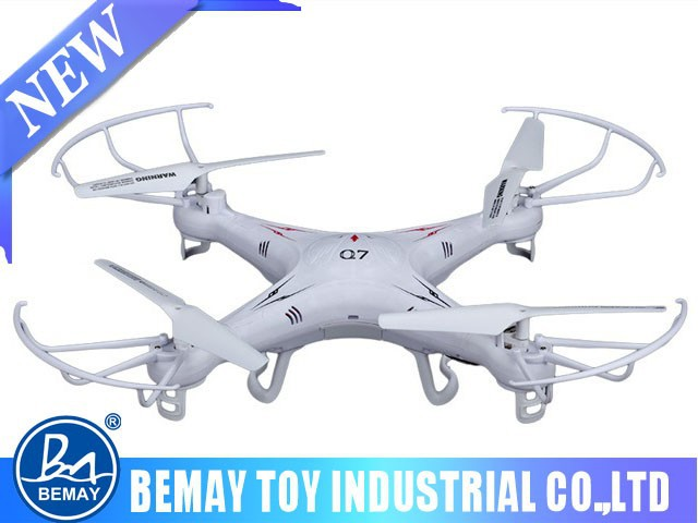 New Radio Control toy 4-Axis MIDDLE 2.4G rc quadcopter propeller with lights RC UFO
