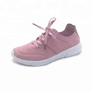 Made in china woman running casual air sport shoes and sneakers