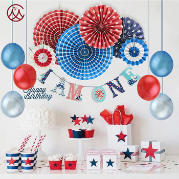 New Design Wholesale Baby Birthday Decorations Party