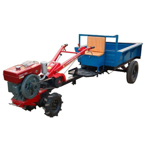 China Farm Machinery 8-20Hp 2 Wheel Walking Tractor/Hand Tractor For Hot Sale