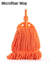 ผ้าฝ้าย mop หัวโลหะขายนอกจากนี้ทำความสะอาดง่าย