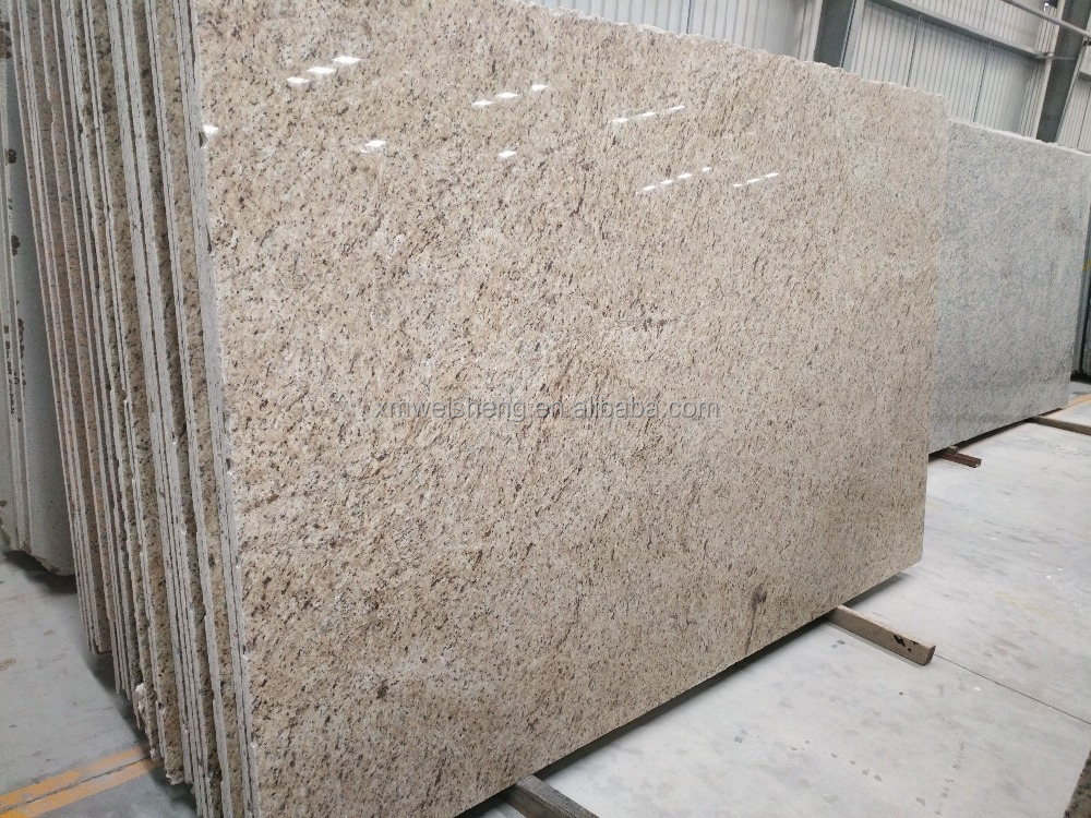 Brazil gIallo ornamental exotic granite on sale/slab price