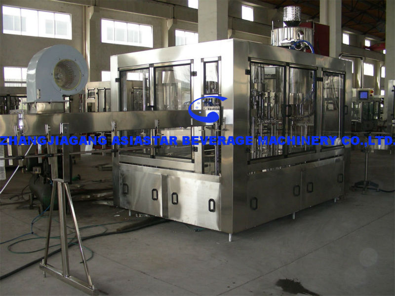 2000BPH 2Liter/Bottle juice filling equipment
