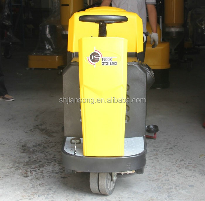 C6 concrete floor cleaning machine buy marble floor for Concrete floor cleaning machine rental