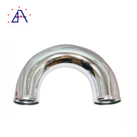 Anodizing customized aluminium pipe bending