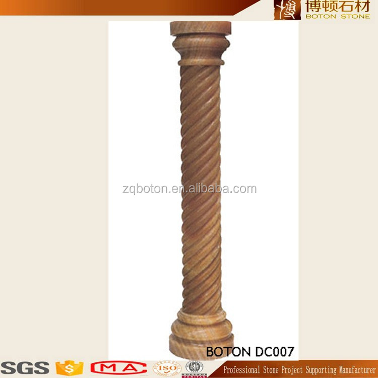 Architecture Stone Project Pillar Decorative Column Moulds