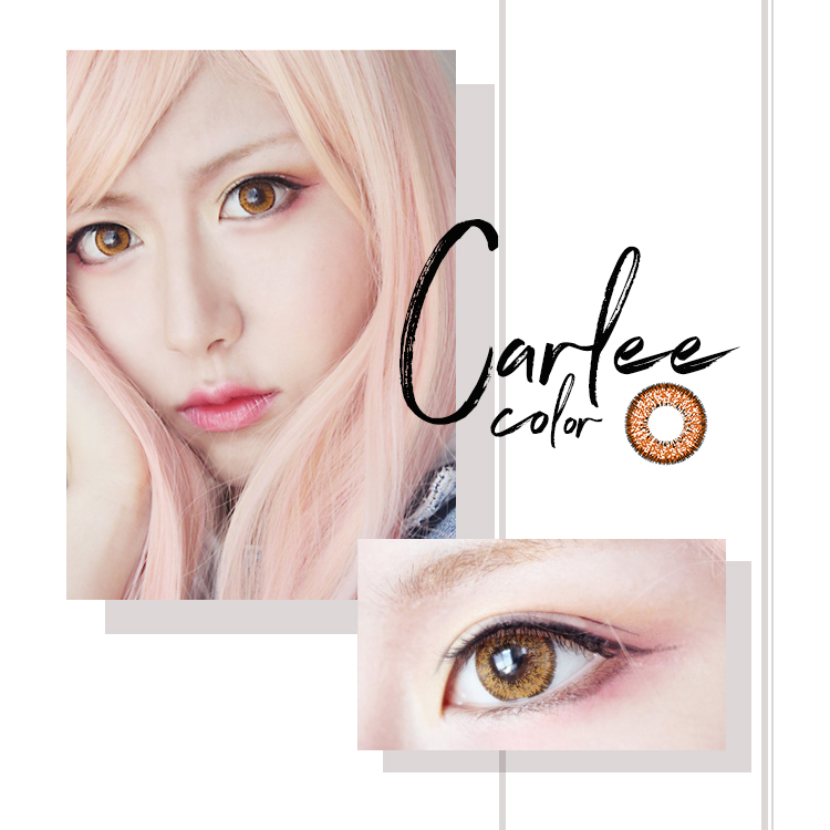 Wholesale Factory Price Contacts Three Tone Colored Eye Contact Lens