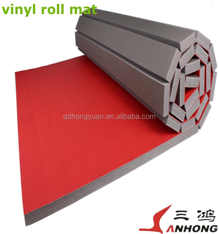 The Gymnastic Elastic Flexi Roll Mat Flexi Roll Tatami