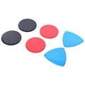 1 Pair of Fitness Gliding Disc Exercise Sliding Plate For Gym Exercise High Quality 3 Colors